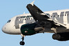 N906FR | Airbus A319-111 | Frontier Airlines