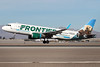 N235FR | Airbus A320-214 | Frontier Airlines