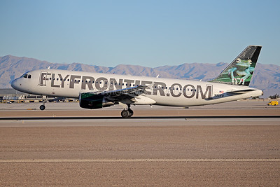 N221FR   Airbus A320-214   Frontier Airlines