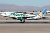 N233FR | Airbus A320-214 | Frontier Airlines