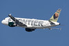 N207FR | Airbus A320-214 | Frontier Airlines