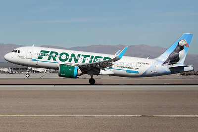 N322FR | Airbus A321-251N | Frontier Airlines