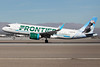 N322FR | Airbus A320-251N | Frontier Airlines