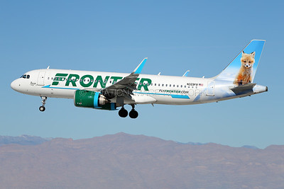N329FR | Airbus A320-251N | Frontier Airlines