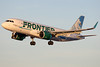 N324FR | Airbus A320-251N | Frontier Airlines