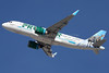 N312FR | Airbus A320-251N | Frontier Airlines