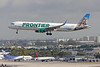 N701FR | Airbus A321-211 | Frontier Airlines