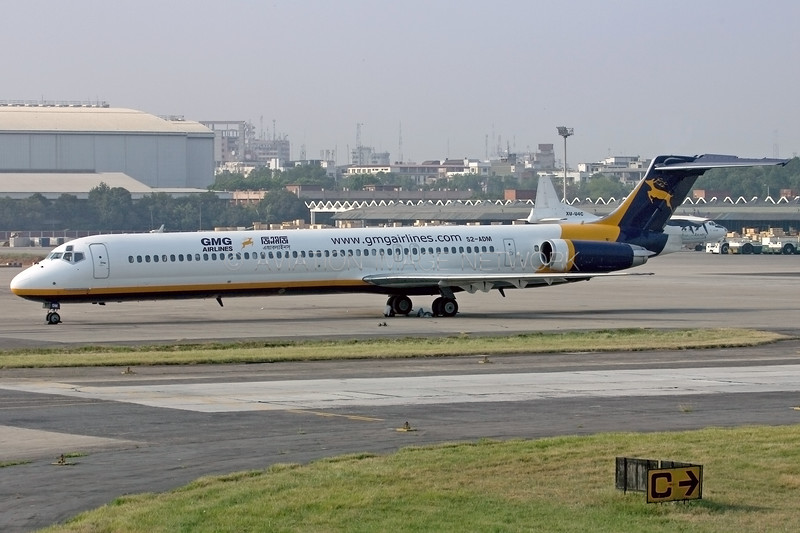 S2-ADM | McDonnell Douglas MD-82 | GMG Airlines