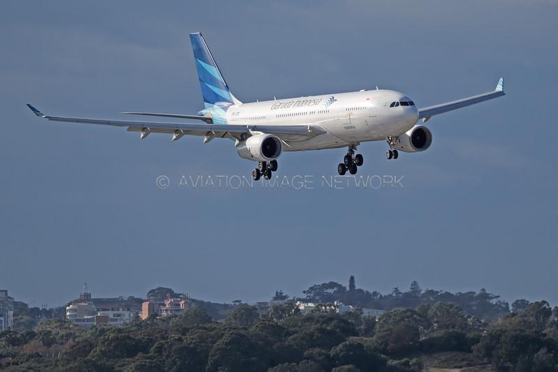 PK-GPL   Airbus A330-243   Garuda Indonesia