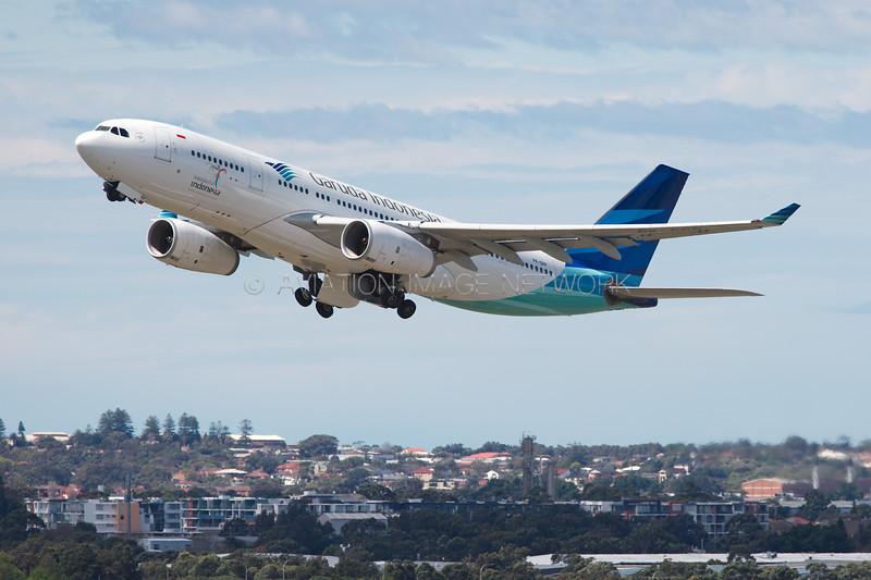 PK-GPP | Airbus A330-243 | Garuda Indonesia