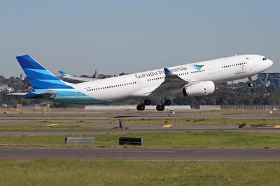 PK-GPW | Airbus A330-343 | Garuda Indonesia