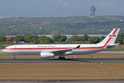 PK-GHD   Airbus A330-343   Garuda Indonesia