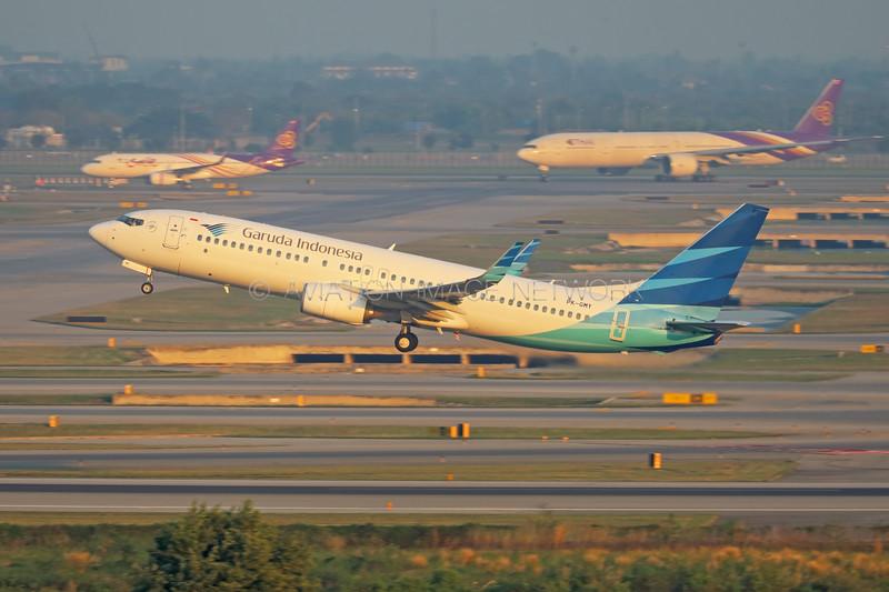 PK-GMY   Boeing 737-8U3   Garuda Indonesia