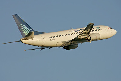 PK-GGP | Boeing 737-3U3 | Garuda Indonesia