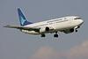 PK-GWX | Boeing 737-4Y0 | Garuda Indonesia