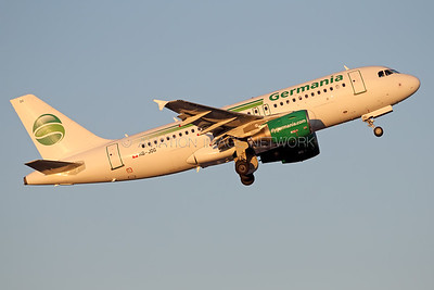 HB-JOG   Airbus A319-112   Germania Flug