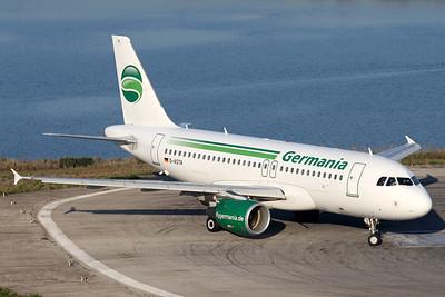 D-ASTA   Airbus A319-112   Germania