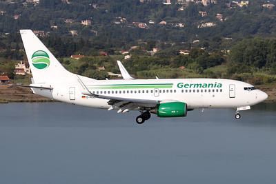 D-AGEP | Boeing 737-75B | Germania