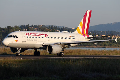 D-AKNJ | Airbus A319-112 | Germanwings