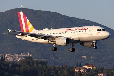 D-AKNI   Airbus A319-112   Germanwings