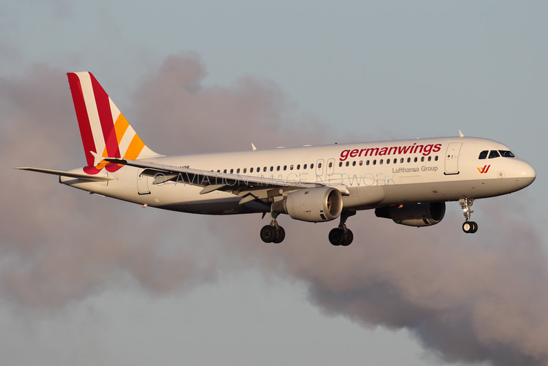 D-AIQB | Airbus A320-211 | Germanwings