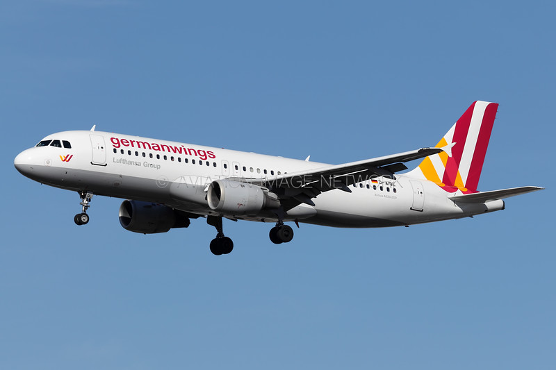 D-AIQL | Airbus A320-211 | Germanwings
