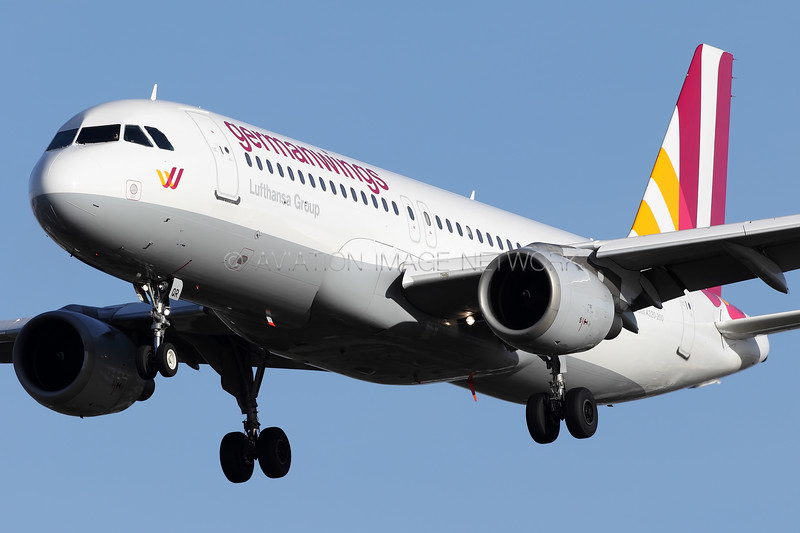 D-AIQR | Airbus A320-211 | Germanwings