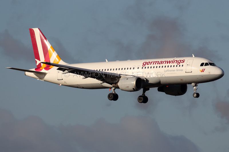 D-AIQP | Airbus A320-211 | Germanwings
