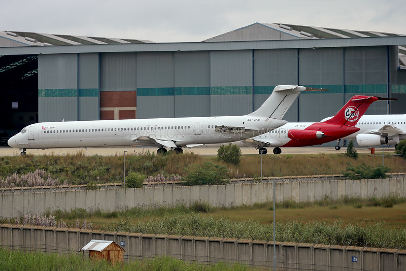 ZS-GAB | McDonnell Douglas MD-82 | Global Airways