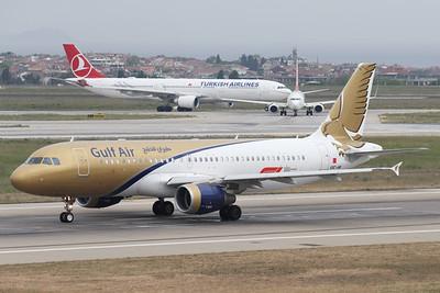 A9C-AM | Airbus A320-214 | Gulf Air