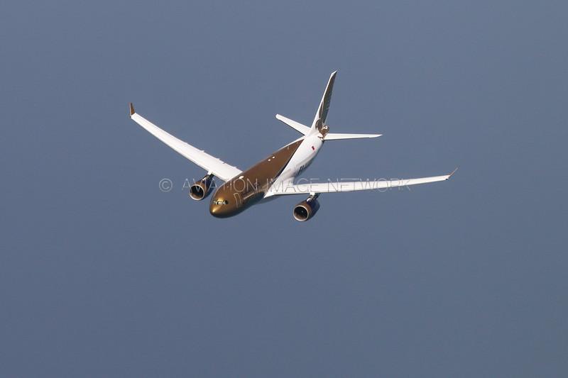 Airbus A330-243   Gulf Air