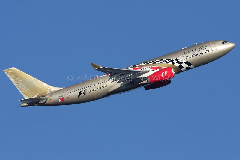 A9C-KB | Airbus A330-243 | Gulf Air
