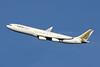 A9C-LG | A340-313 | Gulf Air