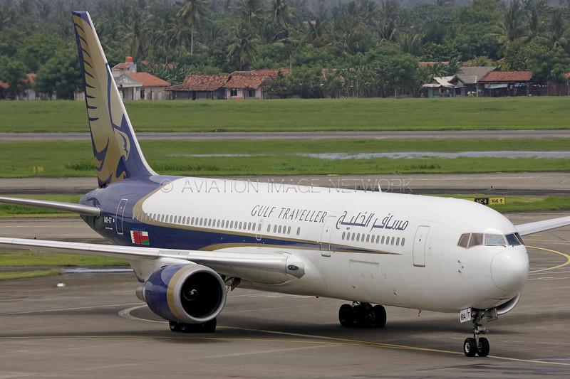 A4O-GT | Boeing 767-3P6/ER | Gulf Traveller