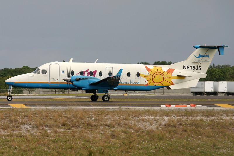 N81535 | Beech 1900D | Gulfstream International Airlines