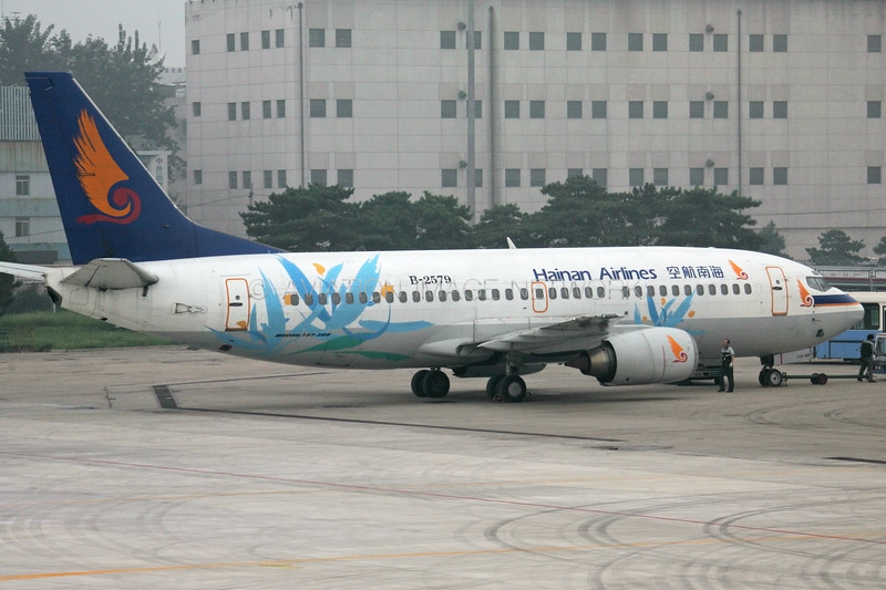 B-2579 | Boeing 737-33A | Hainan Airlines