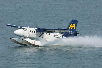 C-GQKN | de Havilland Canada DHC-6-100 Twin Otter | Harbour Air