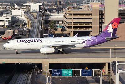 N391HA   Airbus A330-243   Hawaiian Airlines