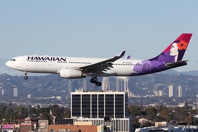 N384HA | Airbus A330-243 | Hawaiian Airlines