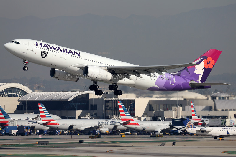 N393HA | Airbus A330-243 | Hawaiian Airlines