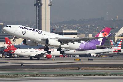 N393HA | Airbus A330-243 | Hawaiian Airlines