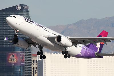 N381HA | Airbus A330-243 | Hawaiian Airlines