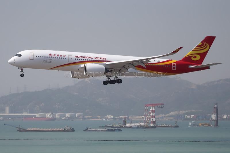 B-LGD | Airbus A350-941 | Hong Kong Airlines