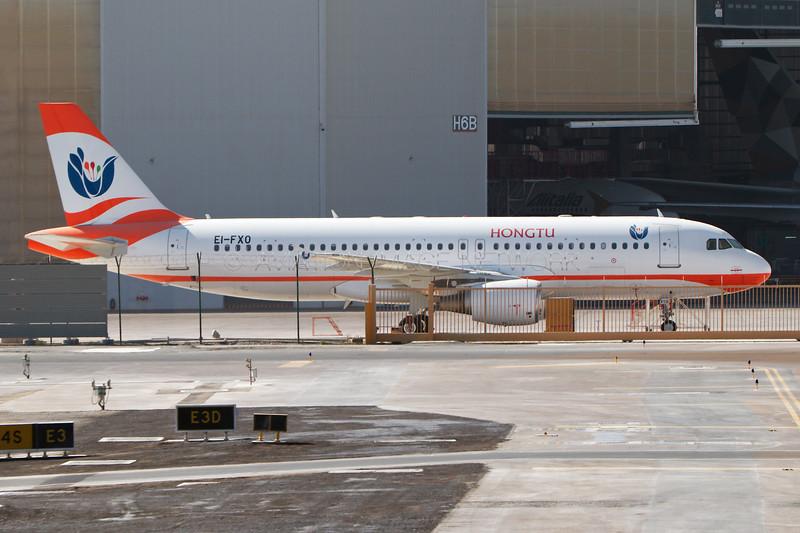 EI-FXO | Airbus A320-214 | Hongtu Airlines