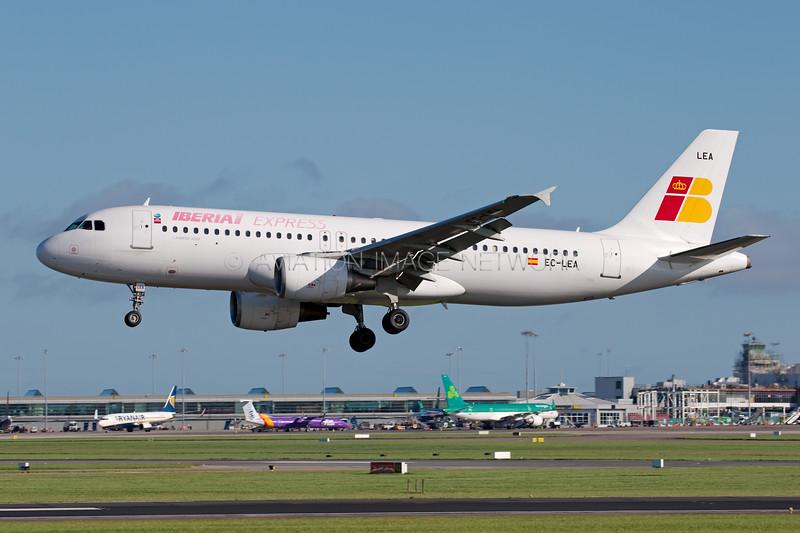 EC-LEA | Airbus A320-214 | Iberia Express