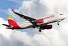 EC-LUS | Airbus A320-216 | Iberia Express