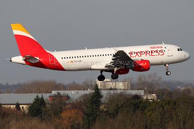 EC-LUD | Airbus A320-214 | Iberia Express