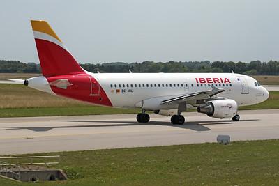 EC-JDL | Airbus A319-111 | Iberia