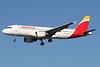 EC-LRG | Airbus A320-214 | Iberia