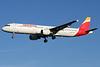 EC-ILP | Airbus A321-213 | Iberia